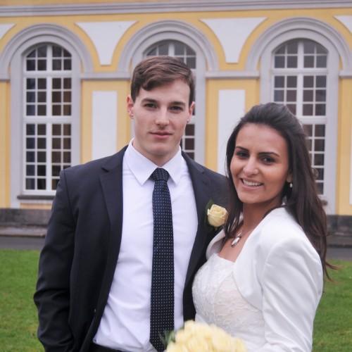 Lisiane & Marcel