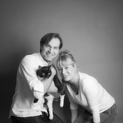 Eva, Martin & Kater