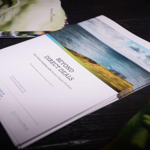 COP 23 event für Finance in motion