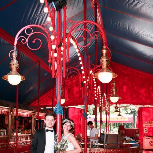 Romina & Sebastian  ( mit freundlichster Unterstützung des Circus Roncalli )
