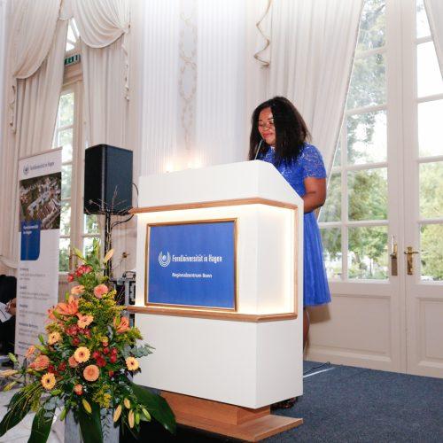 Absolventenfeier der Fernuniversität Hagen