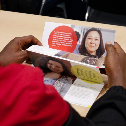 DAAD Orientierungsseminar / Subsahara Afrika